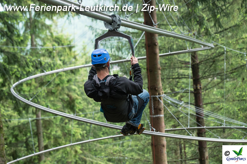 CenterparcAllgaeu-ZipWire