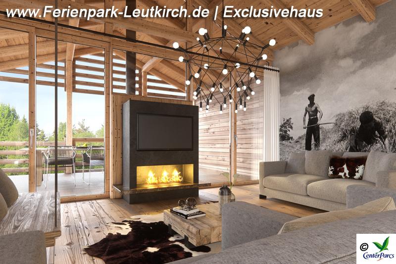 CenterparcLeutkirch-Exclusivehaus