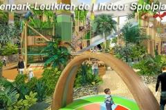 Centerparc-Allgaeu-Spielplatz Inndoor