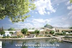 CenterparcAllgaeu-Market Dome