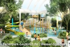 CenterparsAllgaeu-Wasserspiel