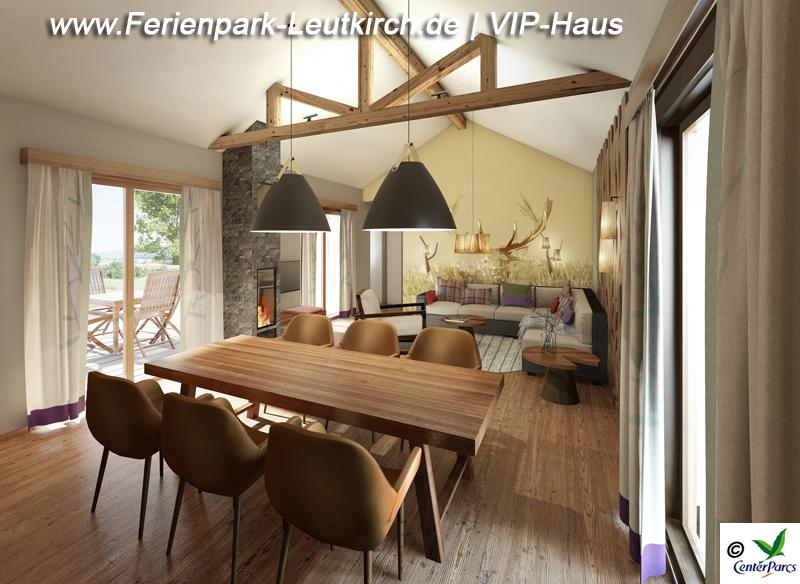 Haustyp VIP-Haus Centerparc Leutkirch Allgäu