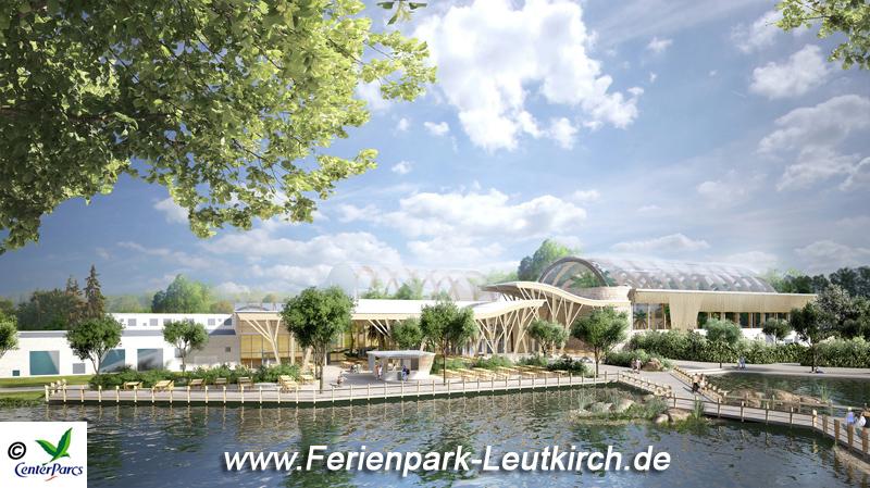 Centerparcs Ferienpark Leutkirch im Allgäu