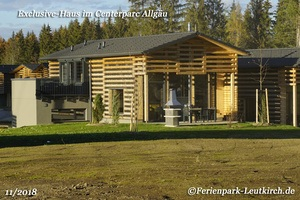 Exclusive-Haus im Center Parcs Allgäu Ferienpark Leutkirch