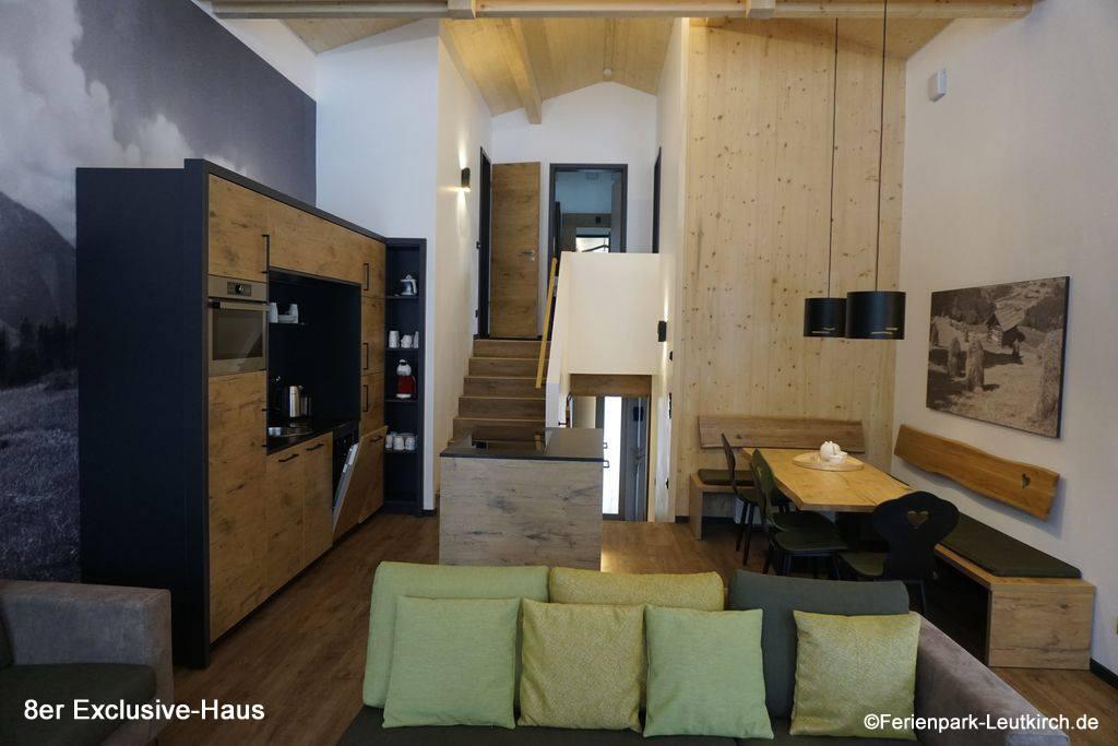 8er Exclusivehaus im Centerparcs Allgäu Ferienpark Leutkirch