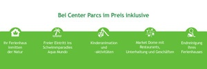 Center Parcs Allgäu Ferienpark Leutkirch Inclusive