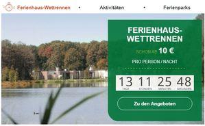Ferienhaus Wettrennen Center Parcs Allgäu